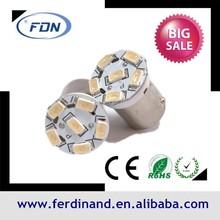 T20 luz de marcha atrás del coche para convertir la luz de freno con la luz led de la lámpara de conducción de luz desde