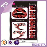 Magnet Sticker For Cars,Nail Sticker Water Decals,Custom Nail Art Stickers
