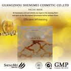 Fabricante de cosméticos ouro colágeno cristal máscara Facial