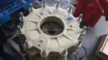 water-cooled brake assembly