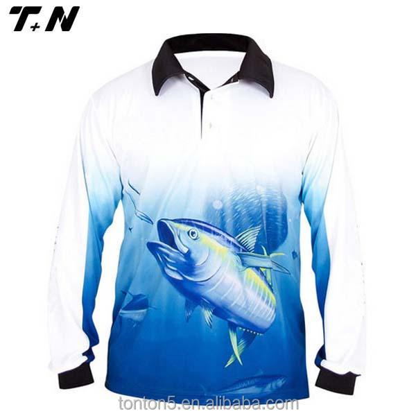 Polyester fishing shirt quick dry fishing shirts fishing for Polyester fishing shirts