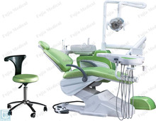 Deluxe&New design dental unit/chair Supply&Dental Factory with CE/ISO certificate