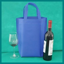 recycle portable eco-friendly Wine bag tote bag packing bag