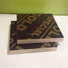 waterproof construction plywood film faced plywood building materials