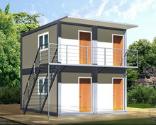 modular prefab living container house