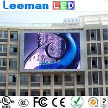led 7 segment display rgb 2015 Leeman P10 SMD synchronized high quality china hd p5 led display screen hot xx