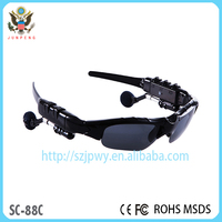 OEM Factory Price Bluetooth Sunglasses/Bluetooth Sport Sunglasses Mp3 Player with Bluetooth phone talk for driver