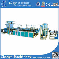 SRXY great discount high speed Threading-rolling Bag-making Machine for selling