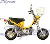 SKYTEAM 4 stroke BUBBLY 50cc &125cc motorcycle CHAPPY(EEC EUROIII EURO3 APPROVED)