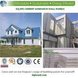 Light weight Prefab Houses With Column and beam Steel Structure for duplex villas