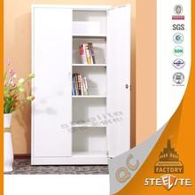 Senior Office Tall Cube Personal Lockable Steel Storage Cupboard Cheap Slim File Cabinet