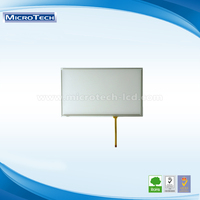 The manufacturers recommend Classical 10.1 inch Resistive touch screen