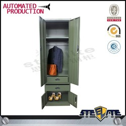 new morden design military luggage metal locker containers