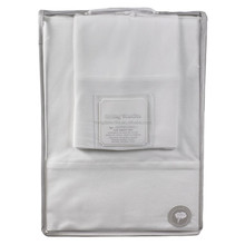 300 Thread count egyptian cotton baby cot bedding set/bed sheets