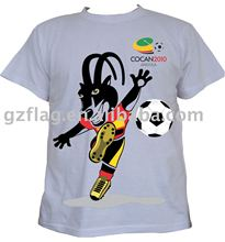 the cheapest promotion election cotton or polyester printing tshirt