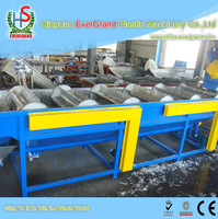 pp/pe film recycling/crushing line/equipment/machine