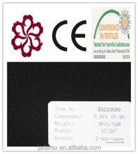 spandex fabric,91% nylon 9% spandex 2 way spandex fabric