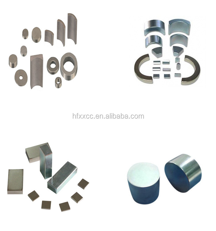 High quality Rare Earth smco permanent magnet