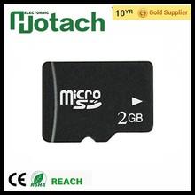 Micro sd 2gb memory class 2