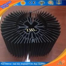 Great ! 6063-T5 aluminum ingot 99.7 Industrial extruded aluminium profiles /Aluminum radiator core