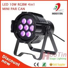 Mini 4 in 1 Thin Par Stage Lighting Equipment