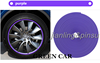 Hot Sell! Car Wheel Rim Protector/ Car Rubber Wheel Protector