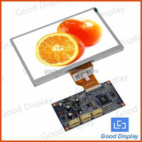 7 inch tft lcd car rearview reverse monitor