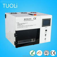 Cell Phone Screen Referbishing Machine 5 in 1 LCD Vacuum Laminating Machine with Bubble Remover