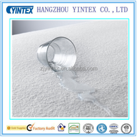 Hotel White Waterproof Mattress Protector Cover