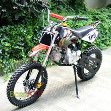 110cc 125cc Dirt Bike Pit Bike with Alunimum Exhaust Pipe