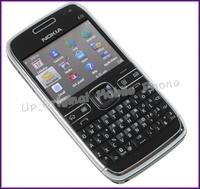 Оригинальный nokia e72 отремонтированы мобильный телефон 3g gps wifi 5mp камеры поддержка русской клавиатурой один год гарантии