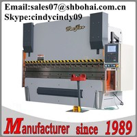Press Brake with optional bending machine controller system,PS 160T/4000K