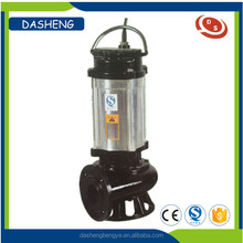 China Cheap 220v Stainless Steel Submersible Sewage Pumps