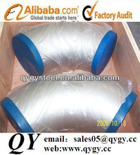 Factory directly sale galvanized steel elbow