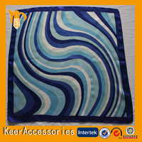 2014 Soft Men's silk Handkerchief with the newest