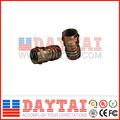 por cable rg59 tir- escudo ponchadora de conector, televisión por cable conector de presión