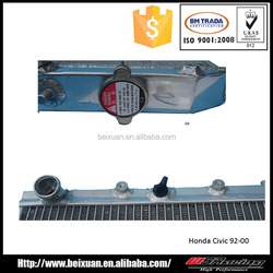 Radiator for HONDA CIVIC 92-00 aluminium excellent heat exchanger