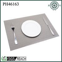 Bar mat sheet customize drink coaster hot sale high quality PVC cork backed placemats
