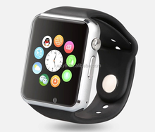 Capacitive full-color display with three stylish watch faces and an adjustable band perfectly paired with 1.54-inch smooth v8
