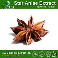 Halal&Kosher - 100% Natural Anise Extract Powder Food Additive/Supplement