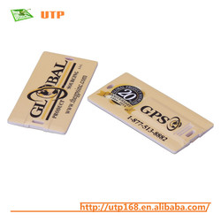 top selling credit card 250gb usb flash drive