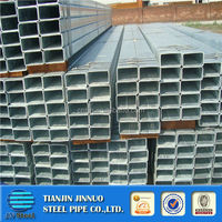 high quality best price galvanized square tube