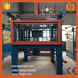 Touch Screen Easy To Use Automatic Polystyrene Machine