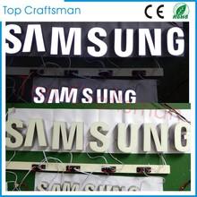 Wholesale Samsung logo exposy resin letter