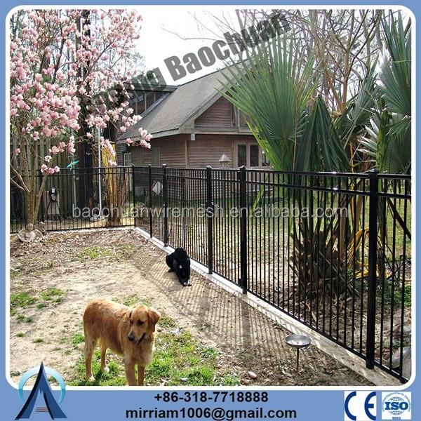 cerca para jardim alta : cerca para jardim alta:jardim/alta qualidade grade de ferro forjado( fabricante)-Cerca