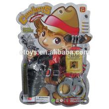 chapeamento de cowboy arma arma de brinquedo