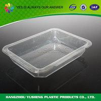 New style blister packaging fruit dessert tray