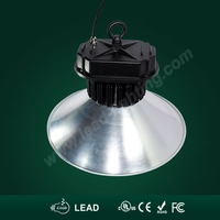 CE RoHS SAA CUL integrated light 120w led high bay light with 3 years warranty