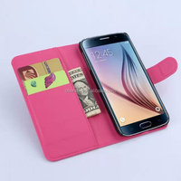 for Samsung galaxy S6 New Products Mobile Phone Leather Case