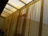 ceiling drapery mesh fabric
